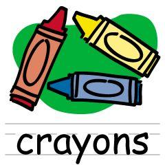 Crayons :3