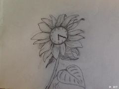Requested Sunflower Tattoo