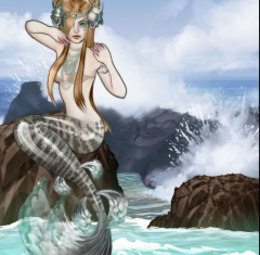 mermaiddoll